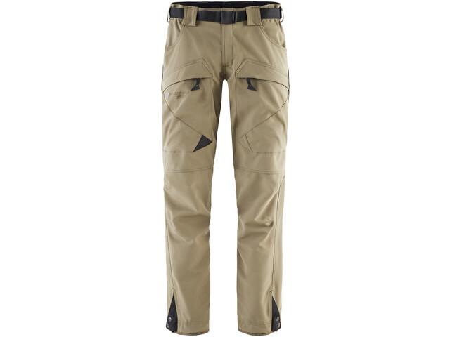 Klättermusen Gere 2.0 Pantalones Hombre, khaki